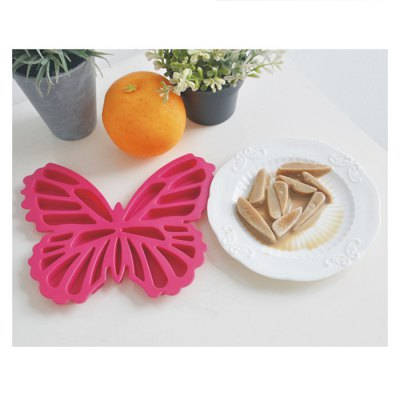 LHS Y3 DIY Butterfly Shaped Silicone Ice Mold