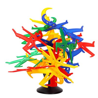Clown Stacking Piling Up Table GameNovelty Toys<br>Clown Stacking Piling Up Table Game<br><br>Features: Creative Toy, Educational<br>Materials: ABS<br>Package Contents: 33 x Clown Shape Model, 1 x Base<br>Package size: 33.00 x 33.00 x 5.00 cm / 12.99 x 12.99 x 1.97 inches<br>Package weight: 0.470 kg<br>Product size: 30.00 x 30.00 x 4.00 cm / 11.81 x 11.81 x 1.57 inches<br>Series: Entertainment<br>Theme: Family