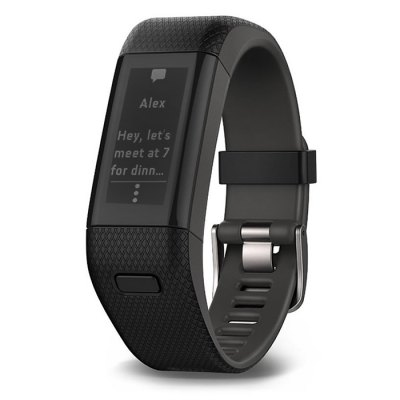 Garmin vivosmart HR+ Heart Rate Monitor Smart Watch