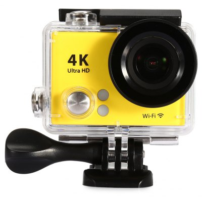 H2 Ultra HD 4K WiFi Small Action Camera