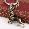 Keyring Buck Model Pendant Decor deal