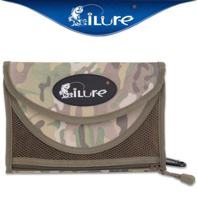 ILURE Soft Baits Storage Bag
