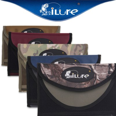 ILURE Soft Baits Storage BagFishing Tools and Accessories<br>ILURE Soft Baits Storage Bag<br><br>Brand: ILURE<br>Material: Nylon, Polyester<br>Package Contents: 1 x ILURE Soft Baits Storage Bag<br>Package size (L x W x H): 25.00 x 7.00 x 4.00 cm / 9.84 x 2.76 x 1.57 inches<br>Package weight: 0.280 kg<br>Product size (L x W x H): 24.50 x 6.50 x 3.00 cm / 9.65 x 2.56 x 1.18 inches<br>Product weight: 0.240 kg