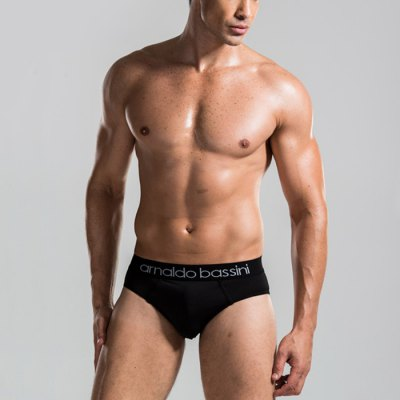 Arnaldo Bassini Men Silky Briefs