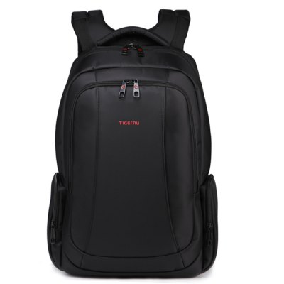 TIGERNU T - B3143 - 01 17 inch Business Laptop BackpackBackpacks<br>TIGERNU T - B3143 - 01 17 inch Business Laptop Backpack<br><br>Bag Capacity: 20L<br>Brand: TIGERNU<br>Capacity: 11 - 20L<br>Features: Waterproof<br>For: Casual, Climbing, Cycling, Hiking, Traveling<br>Material: Polyester, Nylon<br>Package Contents: 1 x TIGERNU T - B3143 - 01 Laptop Backpack<br>Package size (L x W x H): 35.00 x 34.00 x 10.00 cm / 13.78 x 13.39 x 3.94 inches<br>Package weight: 1.1300 kg<br>Product size (L x W x H): 49.00 x 33.00 x 17.00 cm / 19.29 x 12.99 x 6.69 inches<br>Type: Backpack
