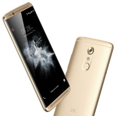 ZTE AXON 7 Mini 4G SmartphoneCell phones<br>ZTE AXON 7 Mini 4G Smartphone<br><br>2G: GSM B2/B3/B5/B8<br>3G: WCDMA B1/B2/B4/B5/B8<br>4G: FDD-LTE B1/B2/B3/B4/B5/B7/B8/B12/B17/B20<br>Additional Features: 4G, 3G, Alarm, Bluetooth, Wi-Fi, Browser, Calculator, Calendar, Fingerprint recognition, GPS, People, Sound Recorder<br>Auto Focus: Yes<br>Back camera: with flash light, 16.0MP, with AF<br>Battery Capacity (mAh): 2705mAh Built-in<br>Bluetooth Version: V4.1<br>Brand: ZTE<br>Camera Functions: Face Beauty<br>Camera type: Dual cameras (one front one back)<br>CDMA: CDMA: BC0<br>Cell Phone: 1<br>Cores: 1.5GHz, Octa Core, 1.2GHz<br>CPU: Qualcomm Snapdragon 617<br>Earphones: 1<br>External Memory: TF card up to 128GB (not included)<br>Flashlight: Yes<br>Front camera: 8.0MP<br>GPU: Adreno-405<br>I/O Interface: TF/Micro SD Card Slot, 2 x Nano SIM Slot, Type-C, 3.5mm Audio Out Port<br>Language: Romanian, Slovak, Slovenian, Serbia, Finnish, Swedish, Vietnamese, Turkish, Greek, Bulgarian, Russian, Ukrainian, west to language, Arabic, Hindi, Thai, Korean, farsi, Urdu, Burmese, Bengali, Cambodia<br>Music format: MP3, WAV, AMR, AAC, OGG<br>Network type: GSM+CDMA+WCDMA+FDD-LTE+TD-LTE<br>OS: Android 6.0<br>Package size: 18.00 x 12.00 x 6.00 cm / 7.09 x 4.72 x 2.36 inches<br>Package weight: 0.5000 kg<br>Picture format: PNG, JPEG, GIF, BMP<br>Product size: 14.75 x 7.10 x 0.78 cm / 5.81 x 2.8 x 0.31 inches<br>Product weight: 0.1530 kg<br>RAM: 3GB RAM<br>ROM: 32GB<br>Screen resolution: 1920 x 1080 (FHD)<br>Screen size: 5.2 inch<br>Screen type: 2.5D Arc Screen<br>Sensor: Ambient Light Sensor,E-Compass,Geomagnetic Sensor,Gravity Sensor,Gyroscope,Hall Sensor,Proximity Sensor<br>Service Provider: Unlocked<br>SIM Card Slot: Dual SIM, Dual Standby<br>SIM Card Type: Dual Nano SIM<br>SIM Needle: 1<br>Touch Focus: Yes<br>Type: 4G Smartphone<br>USB Cable: 1<br>User Manual: 1<br>Video format: 3GP, MP4<br>Video recording: Yes<br>WIFI: 802.11b/g/n wireless internet<br>Wireless Connectivity: NFC, 3G, 4G, 