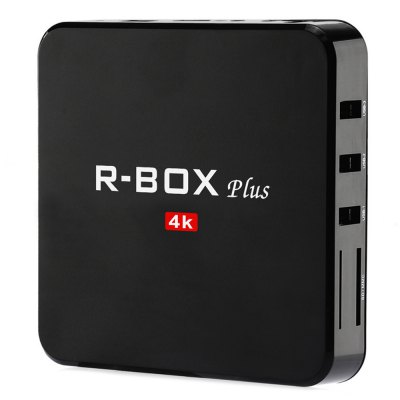 R - Box Android Plus Pre Loaded AndroidTV Box