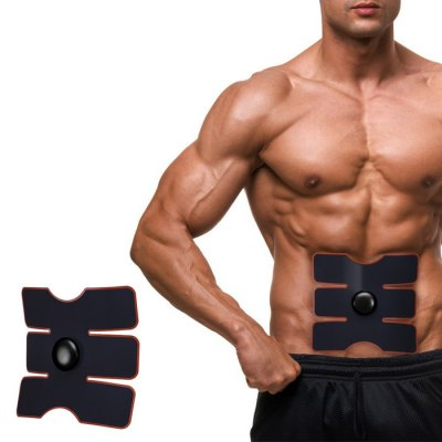 CM - 1502B Smart Muscle Training Gear Abs Fit with Gel Sheet