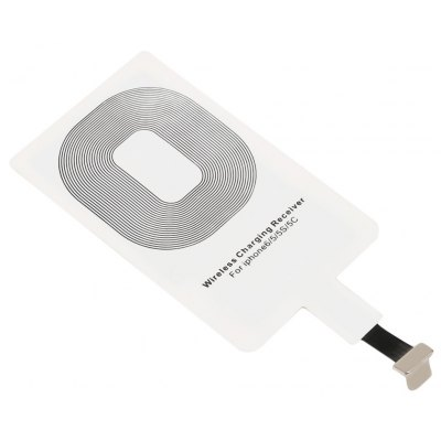 8-pin Input Devices Wireless Charger Receiver Short Type