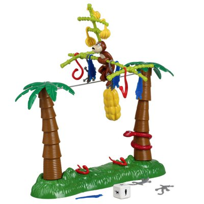 Tightrope Monkey Table Game