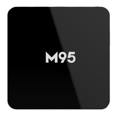 M95 Amlogic S905X Quad Core TV Streamer BoxTV Box &amp; Mini PC<br>M95 Amlogic S905X Quad Core TV Streamer Box<br><br>Audio format: AAC, OGG, WAV, APE, DDP, WMA, AC3, MP3, DTS, FLAC, HD, TrueHD<br>Color: Black<br>Core: 2.0GHz, Quad Core<br>CPU: Amlogic S905<br>Decoder Format: RealVideo8/9/10, Xvid/DivX3/4/5/6, RM/RMVB, H.264, H.265, HD MPEG1/2/4, HD AVC/VC-1<br>Firmware Version: Android 6.0<br>GPU: Mali-450<br>Interface: DC Power Port, RJ45, Micro SD Card Slot, HDMI, AV, USB2.0<br>Language: Multi-language<br>Model: M95<br>Package Contents: 1 x M95 TV Box, 1 x Remote Control, 1 x HDMI Cable, 1 x Power Adapter, 1 x English Manual<br>Package size (L x W x H): 17.50 x 12.00 x 5.50 cm / 6.89 x 4.72 x 2.17 inches<br>Package weight: 0.4000 kg<br>Photo Format: GIF, JPEG, PNG, TIFF, BMP<br>Power Adapter Output: 5V 2A<br>Power Supply: Charge Adapter<br>Power Type: External Power Adapter Mode<br>Processor: Amlogic S905<br>Product size (L x W x H): 9.00 x 9.00 x 2.00 cm / 3.54 x 3.54 x 0.79 inches<br>Product weight: 0.1300 kg<br>RAM: 1G<br>RAM Type: DDR3<br>ROM: 8G<br>System: Android 6.0<br>System Bit: 64Bit<br>Type: TV Box<br>Video format: WMV, 1080P, 4K x 2K, ASF, VOB, TS, RMVB, RM, MPG, MPEG, MOV, ISO, FLV, DAT, AVI, MKV