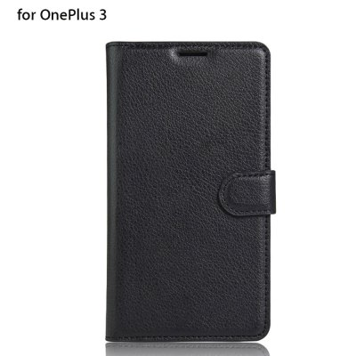 PU Leather Full Body Case for OnePlus 3