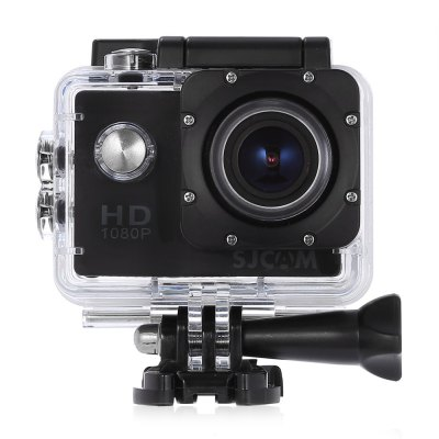 Original SJCAM SJ4000 Sport Camera 1080POriginal SJCAM SJ4000 Sport Camera 1080P<br><br>Brand: SJCAM<br>Model: SJ4000<br>Type: Sports Camera<br>Type of Camera: 1080P<br>Chipset Name: Novatek<br>Chipset: Novatek 96650<br>Max External Card Supported: TF 32G (not included)<br>Class Rating Requirements: Class 10 or Above<br>Screen size: 2.0inch<br>Screen type: LTPS<br>Battery Type: Removable<br>Capacity: 900mAh<br>Charge way: AC adapter,USB charge by PC<br>Working Time: 70 minutes at 1080P<br>Wide Angle: 170 degree wide angle<br>Camera Pixel : 12MP<br>Optical Zoom  : Yes<br>Decode Format: H.264<br>Video format: MOV<br>Video Resolution: 1080P(30fps),720P (60fps),QVGA (640 x 480),VGA (848 x 480)<br>Video Frame Rate: 30FPS,60FPS<br>Video Output : HDMI<br>Image Format : JPG<br>Audio System: Built-in microphone/speaker (AAC)<br>Motion Detection: Yes<br>HDMI Output: Yes<br>Language: English,French,German,Italian,Japanese,Korean,Portuguese,Russian,Simplified Chinese,Spanish<br>Frequency: 50Hz,60Hz<br>Product weight: 0.062 kg<br>Package weight: 0.683 kg<br>Product size (L x W x H): 5.83 x 2.43 x 4.00 cm / 2.3 x 0.96 x 1.57 inches<br>Package size (L x W x H): 25.00 x 13.00 x 6.50 cm / 9.84 x 5.12 x 2.56 inches<br>Package Contents: 1 x Action Camera, 1 x Battery, 1 x Waterproof Case + Quick Released Mount + Screw, 1 x Backdoor Housing, 1 x Bicycle Handle Mount, 1 x J-shaped Mount, 1 x Frame Cage, 1 x Tripod Mount Adapter, 1 x Tr