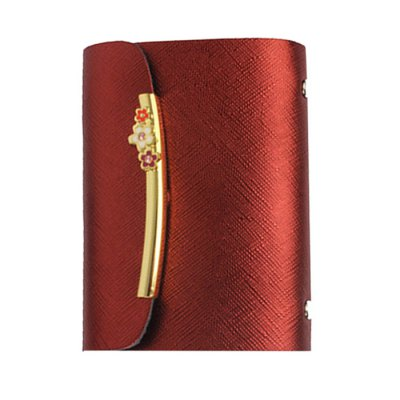 Stylish Taiga Leather Wallet Hasp Closure Card Holder for Men WomenCoin Purse &amp; Card Holder<br>Stylish Taiga Leather Wallet Hasp Closure Card Holder for Men Women<br><br>Style: Casual<br>Material: Leather<br>Color: Black,Blue,Gold,Purple,Red<br>Product weight: 0.060 kg<br>Package weight: 0.100 kg<br>Product Size(L x W x H): 10.30 x 7.50 x 1.00 cm / 4.06 x 2.95 x 0.39 inches<br>Package Size(L x W x H): 25.00 x 15.00 x 2.00 cm / 9.84 x 5.91 x 0.79 inches<br>Packing List: 1 x Card Holder