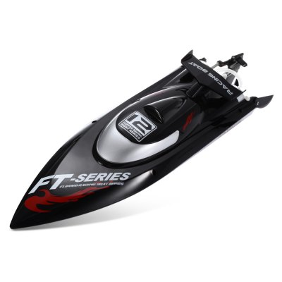 Fei Lun FT012 Motor Brushless 2.4G 4 Canales Lancha RC de Alta Velocidad Yate de Carreras