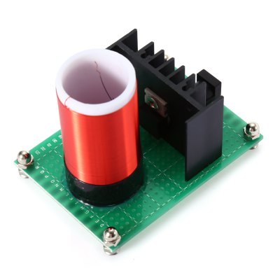20W Mini Tesla Coil Arc Ignition ModuleOther Accessories<br>20W Mini Tesla Coil Arc Ignition Module<br><br>Color: Multi-color<br>Material: PCB<br>Output Current: 4.5A<br>Output Voltage: 15V - 20V<br>Package Contents: 1 x Tesla Coil, 1 x Adapter, 2 x Neon Bulb<br>Package Size(L x W x H): 24.50 x 15.80 x 6.50 cm / 9.65 x 6.22 x 2.56 inches<br>Package weight: 0.232 kg<br>Product Size(L x W x H): 7.00 x 5.10 x 5.50 cm / 2.76 x 2.01 x 2.17 inches<br>Product weight: 0.214 kg