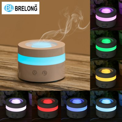 BRELONG Portable LED Air Humidifier Night Light Fragrance Lamp