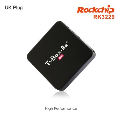 R9 Plus Smart Box Android Rockchip 3229 Quad Core