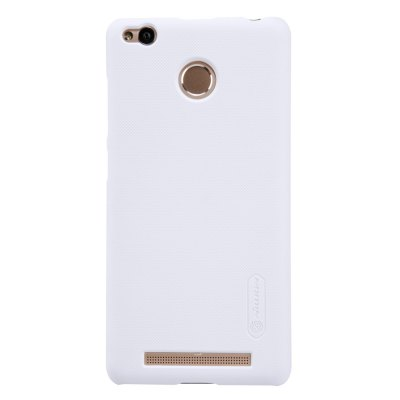 Nillkin Protective Phone Case for Xiaomi Redmi 3 ProCases &amp; Leather<br>Nillkin Protective Phone Case for Xiaomi Redmi 3 Pro<br><br>Brand: Nillkin<br>Color: Black,Gold,Red,White<br>Compatible Model: Xiaomi Redmi 3 Pro<br>Features: Anti-knock, Back Cover<br>Mainly Compatible with: Xiaomi<br>Material: PC<br>Package Contents: 1 x Nillkin Phone Protective Back Case, 1 x Screen Film, 1 x Dust Absorber, 1 x Cleaning Cloth<br>Package size (L x W x H): 17.80 x 10.00 x 2.10 cm / 7.01 x 3.94 x 0.83 inches<br>Package weight: 0.092 kg<br>Product Size(L x W x H): 13.90 x 7.10 x 1.10 cm / 5.47 x 2.8 x 0.43 inches<br>Product weight: 0.016 kg<br>Style: Modern