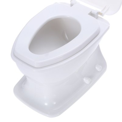 Simulation Mini 27MHz RC Flush Toilet for Party Kid Gift GameClassic Toys<br>Simulation Mini 27MHz RC Flush Toilet for Party Kid Gift Game<br><br>Detailed Control Distance: 30~50m<br>Material: ABS<br>Model Power: 4 x AA battery (Not Included)<br>Package Contents: 1 x RC Toilet, 1 x Transmitter<br>Package size (L x W x H): 25.00 x 12.00 x 14.00 cm / 9.84 x 4.72 x 5.51 inches<br>Package weight: 0.635 kg<br>Product size (L x W x H): 18.00 x 13.00 x 15.00 cm / 7.09 x 5.12 x 5.91 inches<br>Product weight: 0.355 kg<br>Remote Control: Radio Control<br>Type: Other RC Toys
