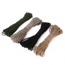 31m Paracord 9 Strands Parachute Cord Rope Loading 249KG
