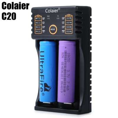 Colaier C20 Battery Charger