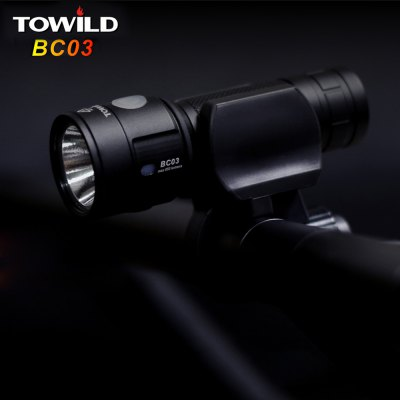 TOWILD BC03 5000-6500K Bike Flashlight