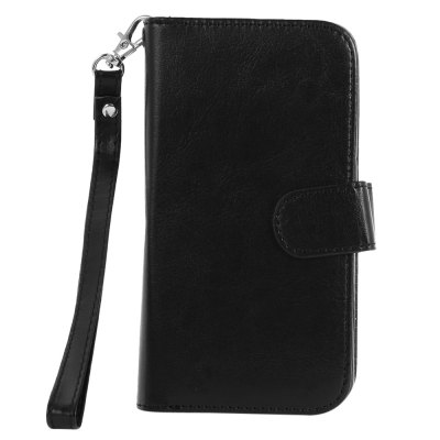 ФОТО Crazy-horse PU Leather Protective Case for Samsung Galaxy S6