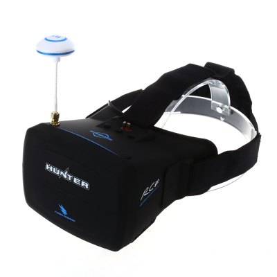 HUNTER Goggles with 5 inch Monitor