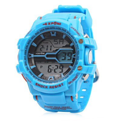 EXPONI 3205 Outdoor Sports Digital Watch