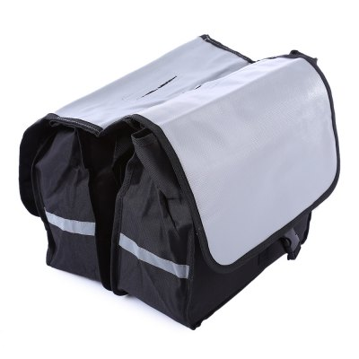 Roswheel 14031 Bike Saddle BagBike Bags<br>Roswheel 14031 Bike Saddle Bag<br><br>Brand: Roswheel<br>Emplacement: Rear Rack<br>For: Unisex<br>Material: Tarp, PVC, Polyester<br>Model Number: 14031<br>Package Contents: 1 x Roswheel Bicycle Rear Rack Bag<br>Package Dimension: 37.00 x 28.00 x 33.00 cm / 14.57 x 11.02 x 12.99 inches<br>Package weight: 0.930 kg<br>Product Dimension: 36.00 x 26.00 x 32.00 cm / 14.17 x 10.24 x 12.6 inches<br>Product weight: 0.800 kg<br>Suitable for: Cross-Country Cycling, Mountain Bicycle, Road Bike, Touring Bicycle