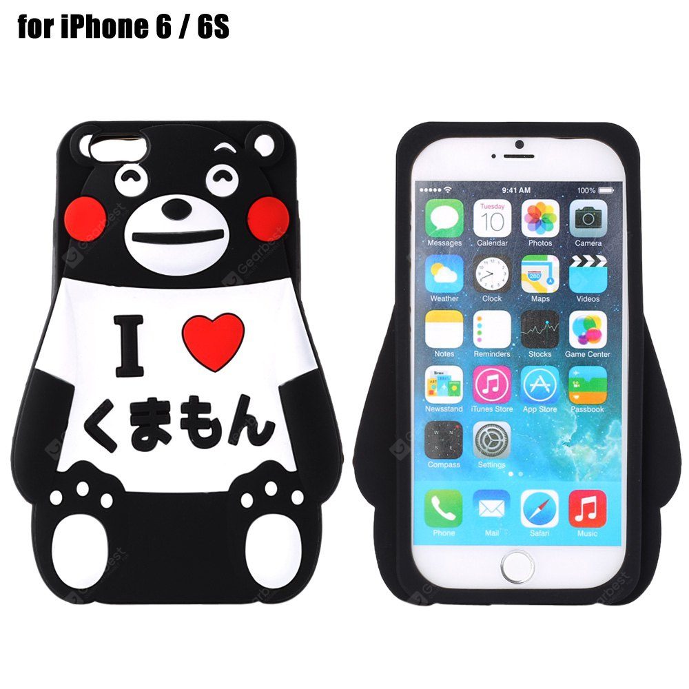 Practical Phone Back Case for iPhone 6-6S
