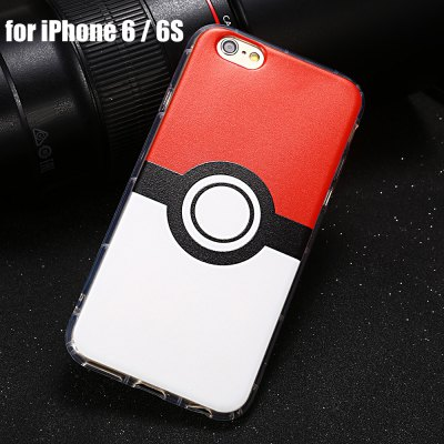 Pokemon Series Design Protective Case for iPhone 6 / 6S
