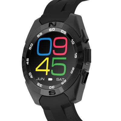 NO.1 G5 Bluetooth 4.0 Heart Rate Monitor Smart Watch