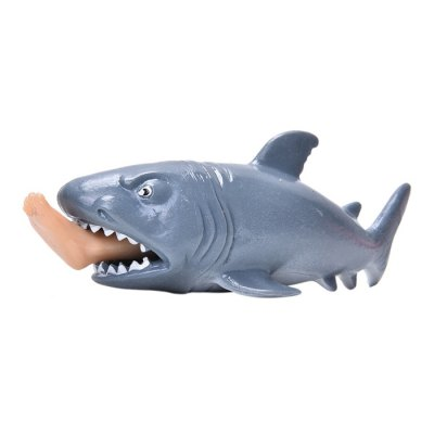 Cute Shark Style Squeeze Stress Vent Toy
