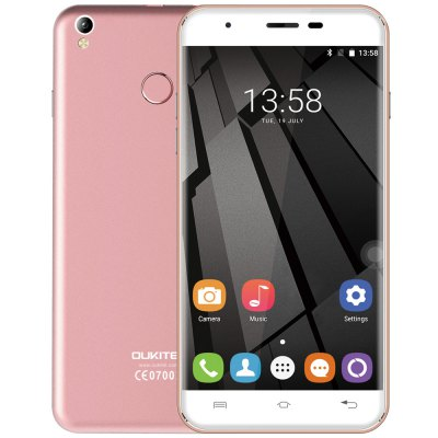 Oukitel U7 Plus Android 6.0 5.5 дюйма 4G Фаблет
