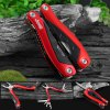 Jeep 56HRC Multifunctional Folding Pliers Combination Tool