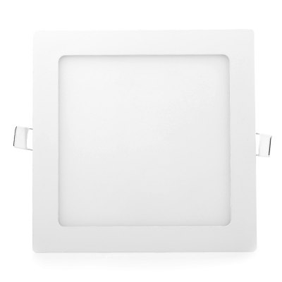 15W AC85 - 265V 1480lm 4000K Natural White Square Ceiling Lamp
