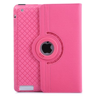 3 in 1 TPU Protective Case Set for iPad 2 / 3 / 4iPad Cases/Covers<br>3 in 1 TPU Protective Case Set for iPad 2 / 3 / 4<br><br>Color: Black,Blue,Pink<br>Compatible for Apple: iPad 2/3/4<br>Features: Cases with Stand, Full Body Cases, Anti-knock<br>Material: TPU<br>Package Contents: 1 x Case, 1 x Touch Pen, 1 x Screen Film, 1 x Cloth<br>Package size (L x W x H): 35.00 x 22.00 x 4.00 cm / 13.78 x 8.66 x 1.57 inches<br>Package weight: 0.300 kg<br>Product size (L x W x H): 25.00 x 19.30 x 2.20 cm / 9.84 x 7.6 x 0.87 inches<br>Product weight: 0.241 kg<br>Style: Solid Color