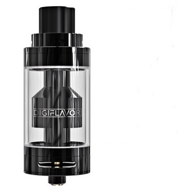 Original Digiflavor Fuji GTA - Single Coil Version RTA Atomizer  - 6ml