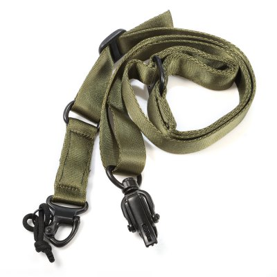 Sling Strap with Metal Hooks