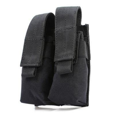 Double Rows Tactical Tool Pouch
