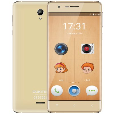 OUKITEL K4000 Lite Android 5.1 5.0 inch 4G Smartphone