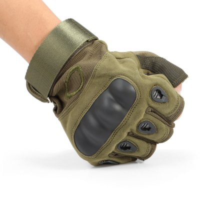 11 - 59 Lightweight Half-fingers Cycling Gloves with Nylon Loop