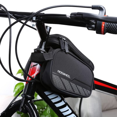 Roswheel 12813 - A2 Bicycle Front Frame Bag