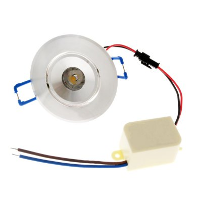 6PCS YouOKLight 1W 100Lm 3000K LED Downlight