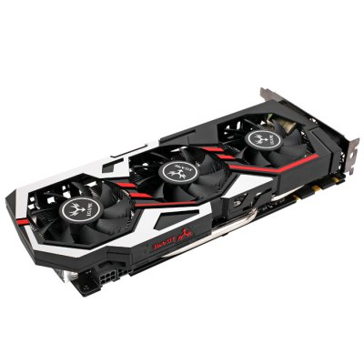 Original Colorful iGame1070 U - 8GD5 Top Graphics Card