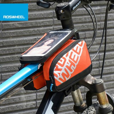 Roswheel 121273 - A Bicycle Front Frame Bag