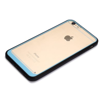 Protective Phone Case for iPhone 6 / 6SiPhone Cases/Covers<br>Protective Phone Case for iPhone 6 / 6S<br><br>Color: Blue,Green,Pink,Red<br>Compatible for Apple: iPhone 6, iPhone 6S<br>Features: Anti-knock, Back Cover<br>Material: PC, Silicone<br>Package Contents: 1 x Case<br>Package size (L x W x H): 21.50 x 11.50 x 2.50 cm / 8.46 x 4.53 x 0.98 inches<br>Package weight: 0.060 kg<br>Product size (L x W x H): 14.00 x 7.00 x 1.00 cm / 5.51 x 2.76 x 0.39 inches<br>Product weight: 0.016 kg<br>Style: Transparent