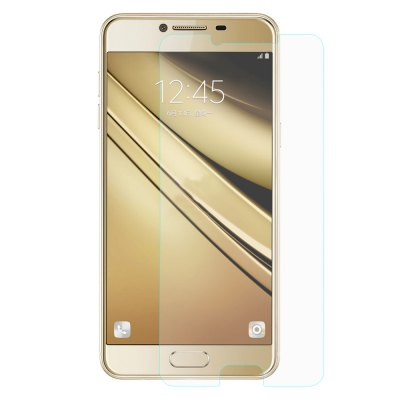 Hat - Prince Tempered Glass Screen Film for Samsung Galaxy C5